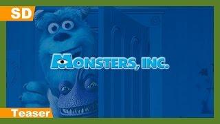 Video Monsters, Inc. (2001) Teaser download MP3, 3GP, MP4, WEBM, AVI, FLV Agustus 2018