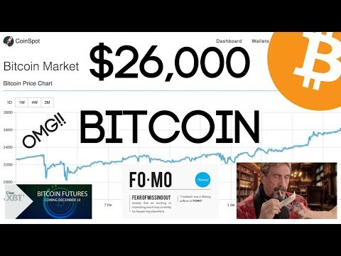 $26,000 BITCOIN!!!   NEWS, PREDICTIONS & THOUGHTS