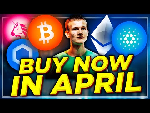 URGENT: TOP 12 CRYPTOCURRENCIES to EXPLODE in APRIL   BEST Altcoins to Buy Now