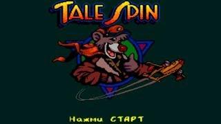 TaleSpin (Sega Mega Drive/Genesis) прохождение.