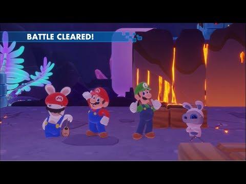 Mario + Rabbids Kingdom Battle Playthrough Part 26 (EXTRA #15 - Special Challenges #2)