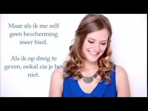 Maaike Ouboter - Wil je me lijmen als ik breek? (Live + Lyrics)