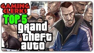 Top 5 | GTA Games