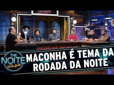The Noite (02/09/15) - Rodada Da Noite Com Renato Tortorelli, Diego Menasse E Jansen Serra