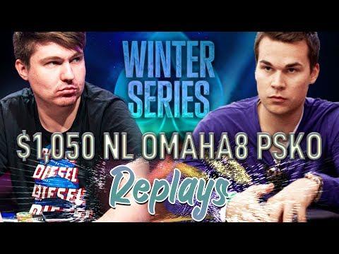WINTER SERIES #54 NLO8 Lrslzk | ADrENalin710 | KKremate Poker Replays 2020
