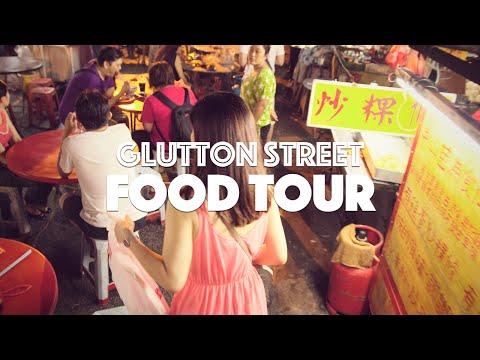 Glutton Street | Malaysia Food Tour Series [Ep 4]