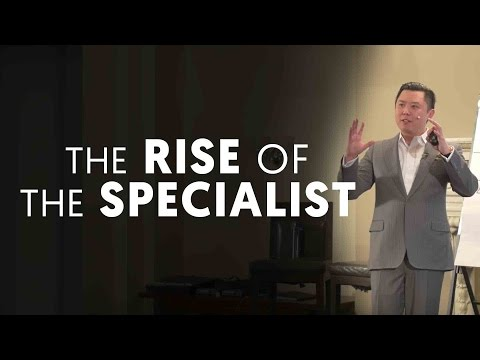 Personal Branding Strategy - The Rise of the Specialist - Personal Branding Ep. 6