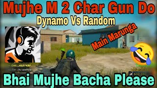 Part 3 ✔️ Dynamo Playing With Random People, Full Entertainment Game, Bhai Mujhe Bacha le Please 😂