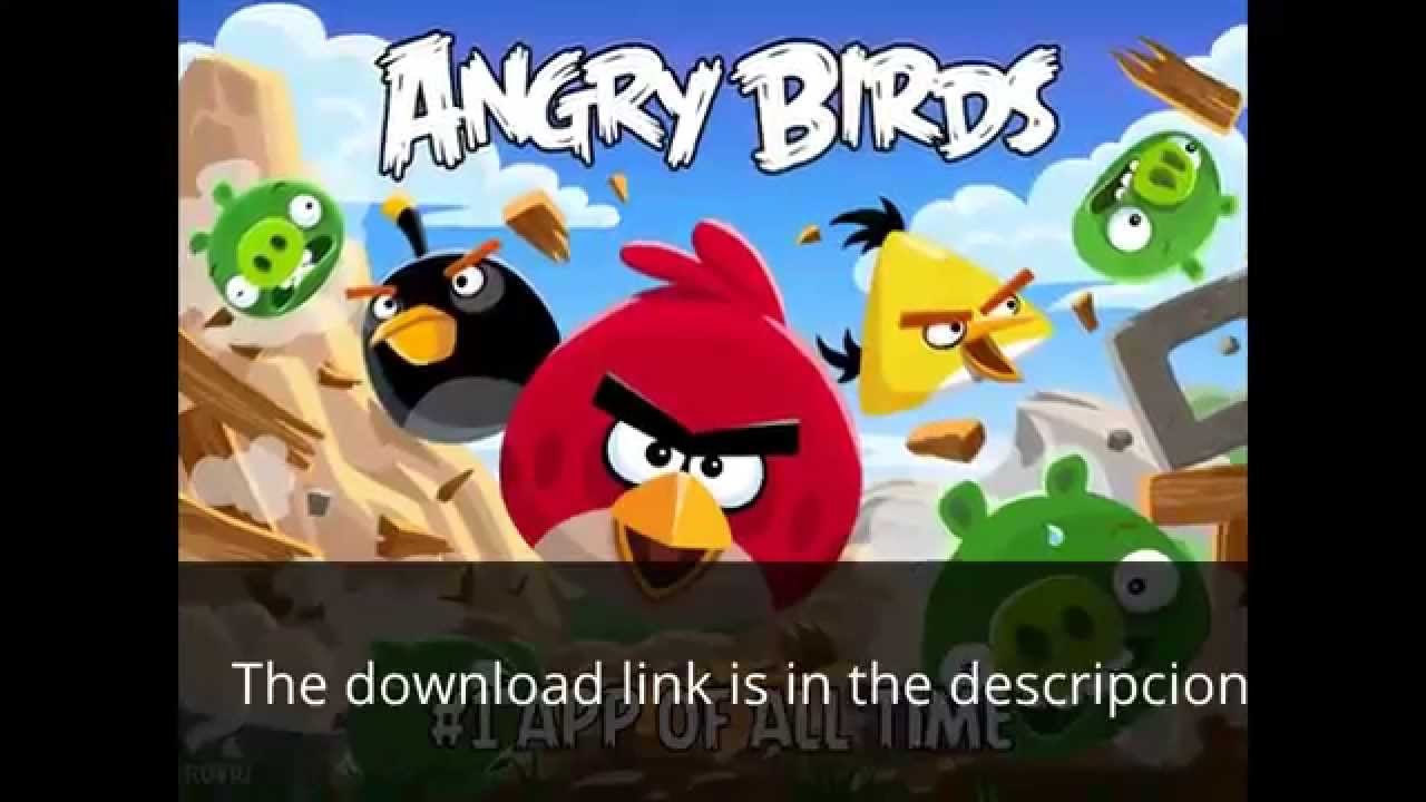 Angry birds v410 for android download free youtube angry birds v410 for android download free voltagebd Choice Image