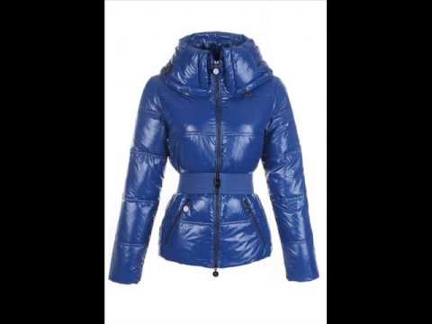 Acheter pas cher Doudoune Moncler Femme en ligne - YouTube dbc0a41e9f4