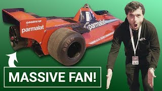 Is This The Weirdest F1 Car Ever Made?