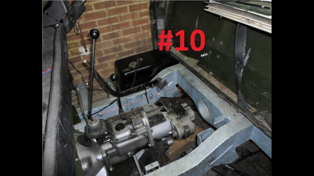 land rover series 3 restoration interior plans 10 youtube. Black Bedroom Furniture Sets. Home Design Ideas