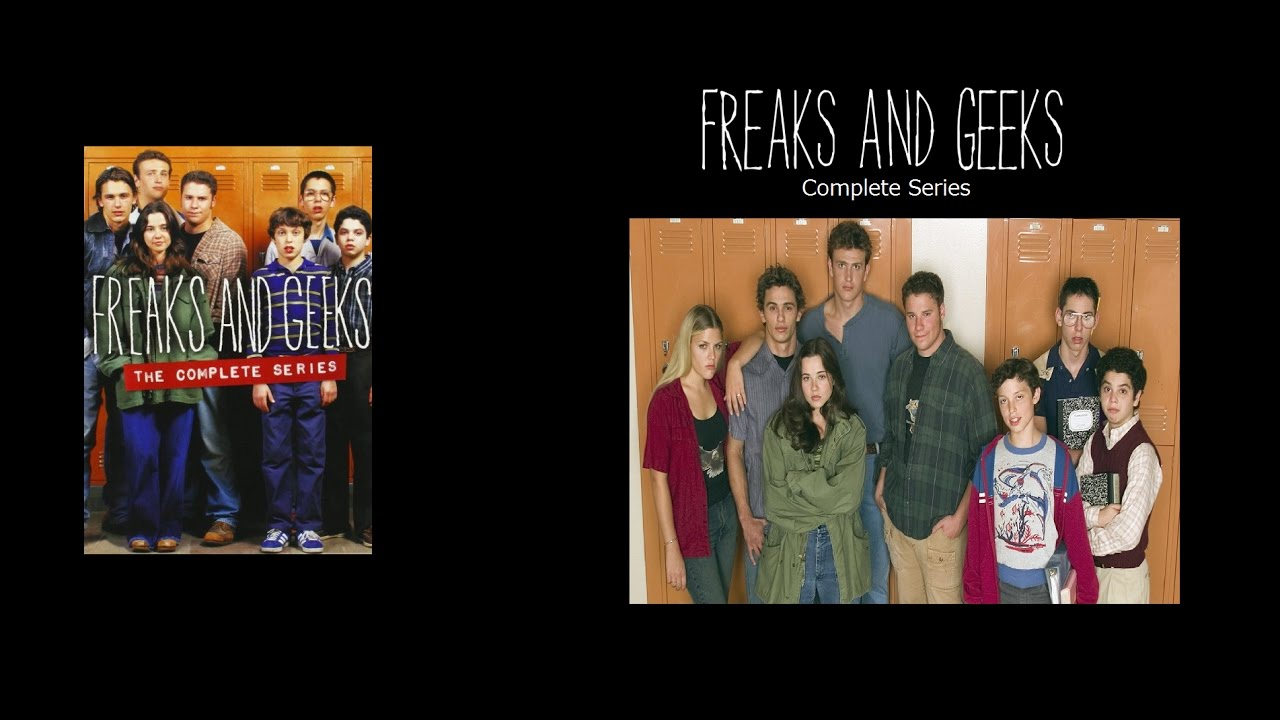 Freaks and Geeks Complete Series on DVD ...