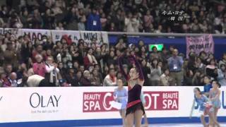 2007 ISU WC Tokyo SP Yu Na Kim 720p FujiTV x264 LQT