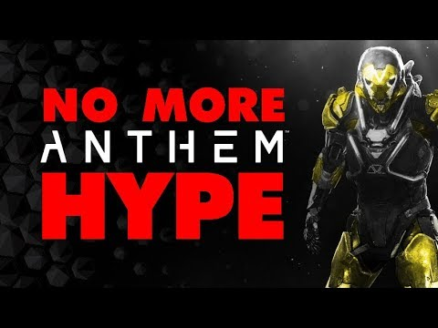WAKE UP and STOP Hyping up ANTHEM