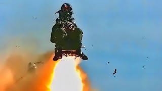 Fighter Jet Ejection Seat Test • Ride The Rocket