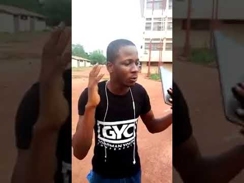 Watch Cattle invade Institute of Management and Technology~IMT, Enugu  Caleb reported for GYN