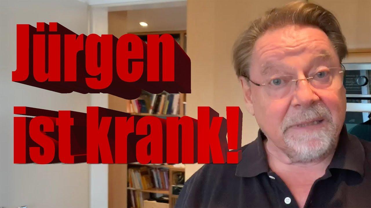 """Jürgen von der Lippe meldet sich aus dem Home Office - """"Jürgen ist Krank! """""""