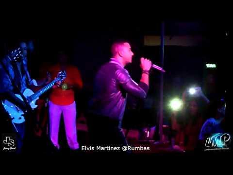 Elvis Martinez Tu sabes Bien en vivo By Jimmysound LMP