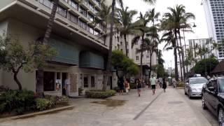 Waikiki Walking