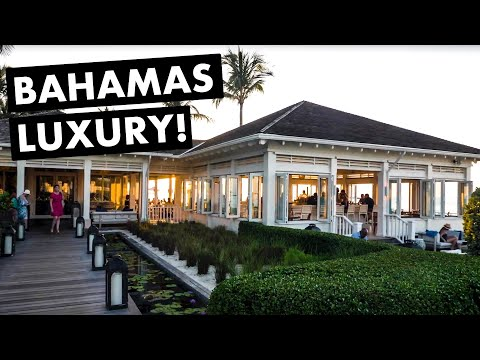 NASSAU, BAHAMAS: The Ocean Club, LUXURY Four Seasons Resort     Ep. 11