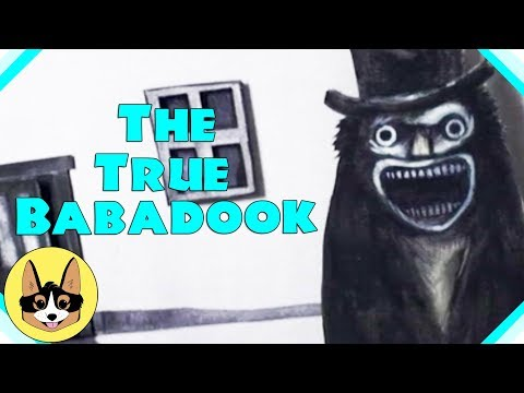 the babadook theory - Nightmare Before Christmas Theory