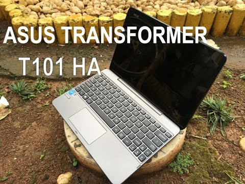 REVIEW ASUS T101HA - NOTEBOOK 2 IN 1 PORTABLE (INDONESIA