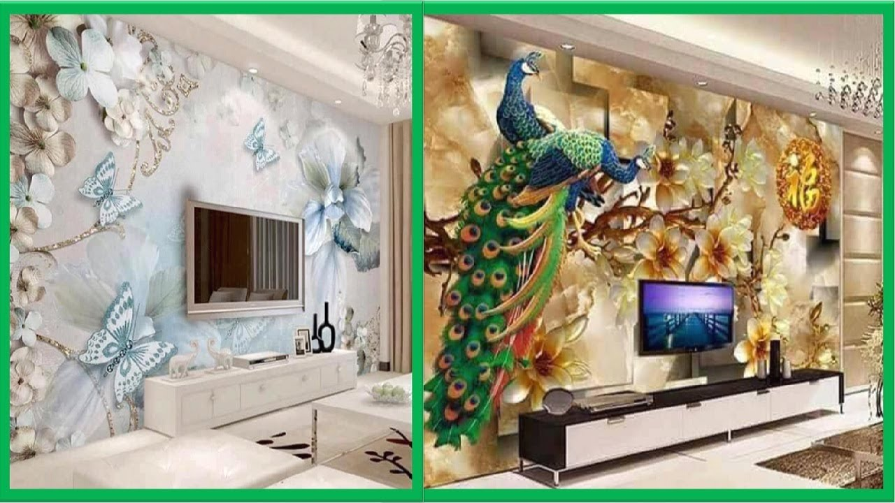 Amazing 3d Wall Decorations