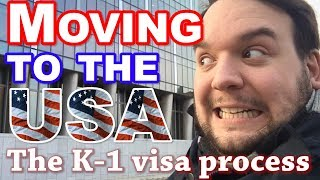 K1 Visa - APPROVED Interview Experience June 28, 2016