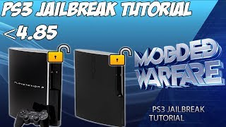 (EP 1) Full PS3 4.85 Jailbreak Tutorial