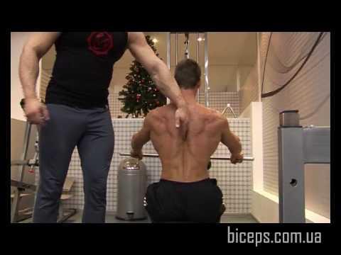 убрать жир плеч и рук видео