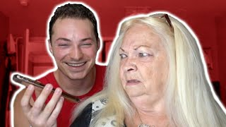 Grandmom Reacts To DIRTY Songs (HILARIOUS)