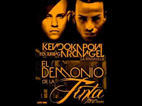 Free Kendo Kaponi Ft Arcangel El Demonio De La Tinta ...