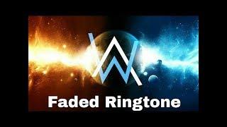 Faded song rington \alan walker -