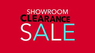 Home Furniture Showroom Clearance Sale! Going On Now!