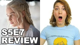 """Game of Thrones Season 5 Episode 7 """"The Gift"""" Review"""