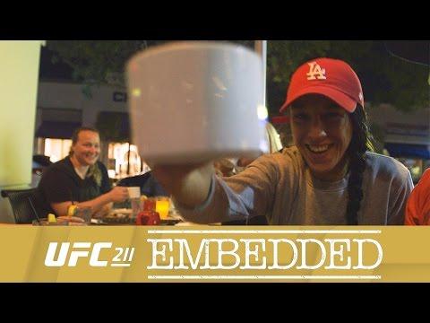UFC 211 Embedded: Vlog Series - Episode 2