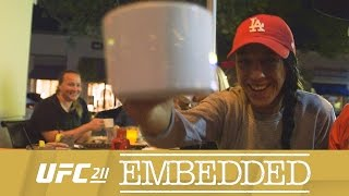UFC 211 Embedded: Vlog Series - Episode 2
