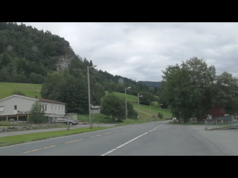 Testing Live  driving from Orkdal to Berkkåk then Østerdalen