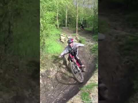 Rother valley trail fort elbow // rider louie barlow