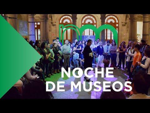 Primera Noche de Museos del 2020