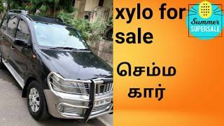 Mahindra xylo - used car for sale