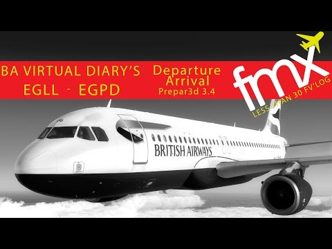 Aerosoft A320-200 - The BA Virtual Diary's