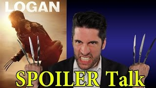 Logan is now out, so let's talk some Logan SPOILERS! And yes, that's a spoiler warning for those who haven't seen the movie yet. See more videos by Jeremy ...