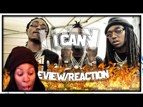 Migos I Can ft Hoodrich Pablo Juan (FIRST REACTION & REVIEW)