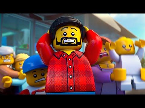 Wacky Vacation - LEGO City: Airport - Mini Movie