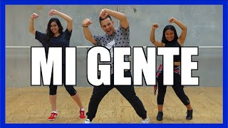MI GENTE - J. Balvin & Willy William Dance Choreography