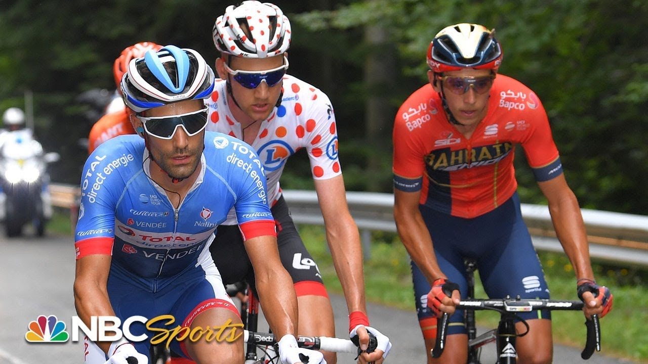 Tour de France 2019: Stage 6   EXTENDED HIGHLIGHTS   NBC Sports