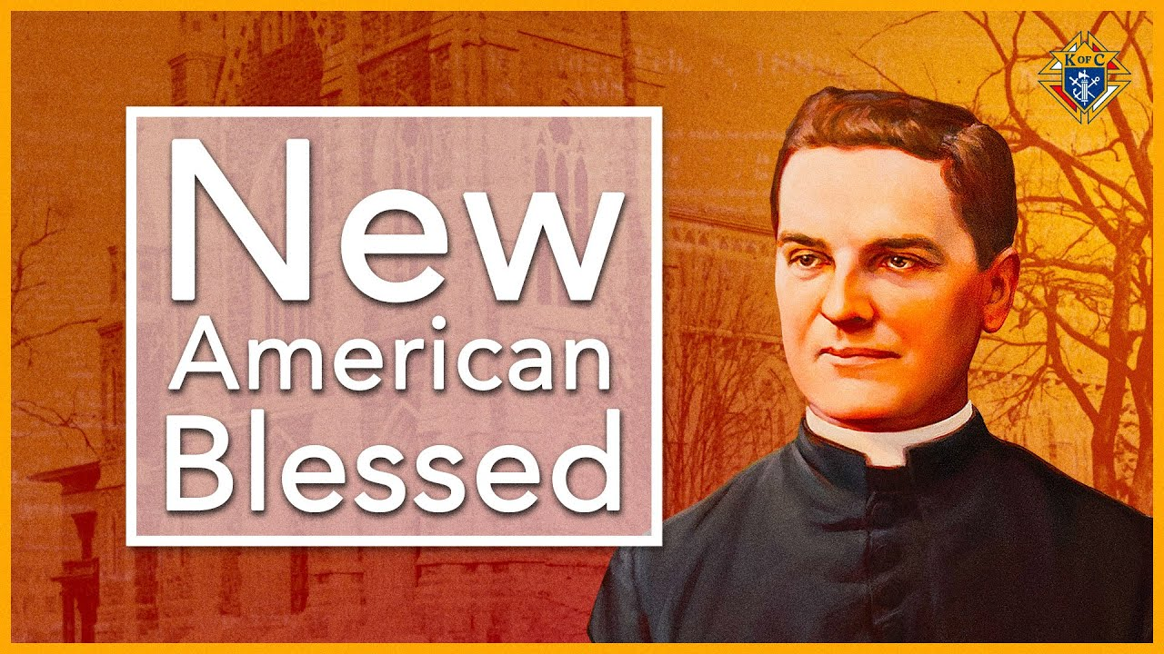 A Witness for the World: The Global Impact of Blessed Michael McGivney