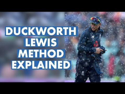 Duckworth-Lewis Method (DLS method)explained   Know cricket better series